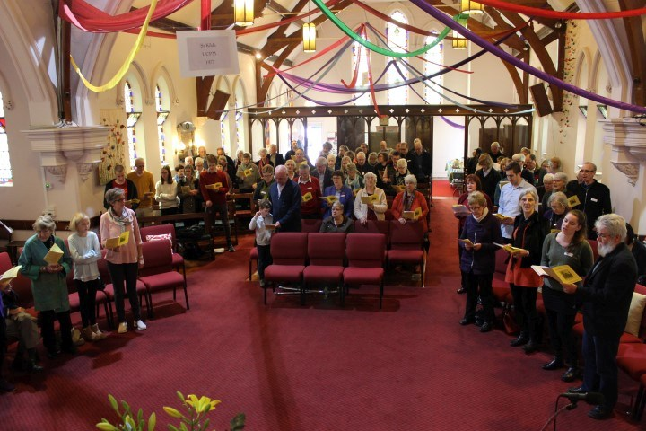 St Kilda Uniting Church 140 Anniversary Service 2017