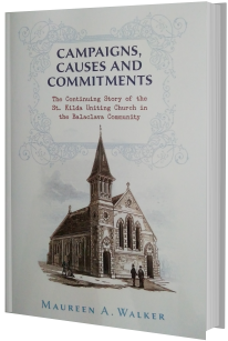 St Kilda Uniting Church Book by Maureen Walker